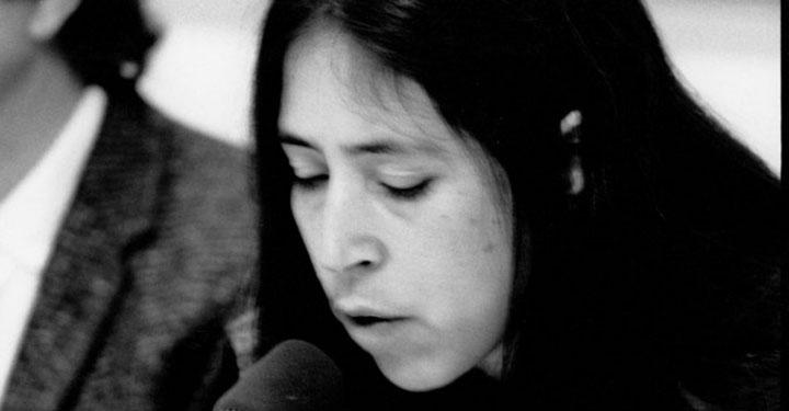 Cecilia Vicuña - Photo Credit: Laure Leber