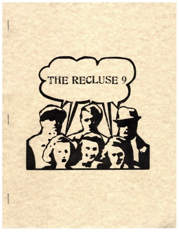 The Recluse No. 9