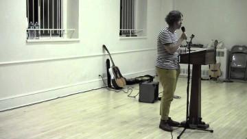 """An Evening of Lyrics & Dance: """"Song for Bernadette"""" — 9/16/13"""