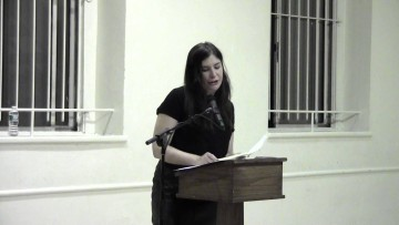 Anne Boyer & Matias Viegener — 10/2/13