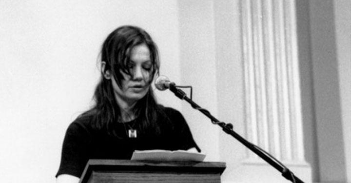 Brenda Coultas - Photo Credit: Melissa Zexter, 1996