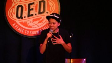 Jes Tom at QED Astoria