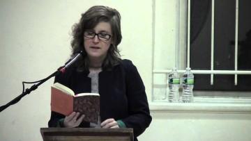 Laura Elrick & Cecilia Vicuña — 3/6/13